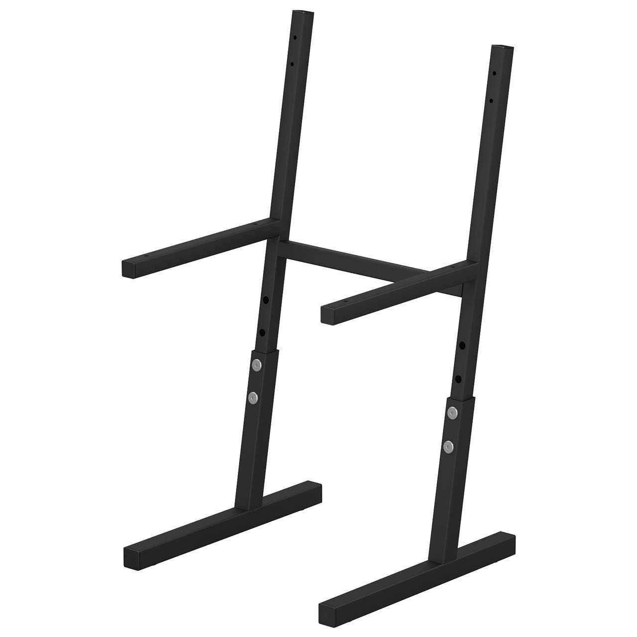 Металлокаркас стула ученического (гр. 3-5, 4-6) черный 4-6