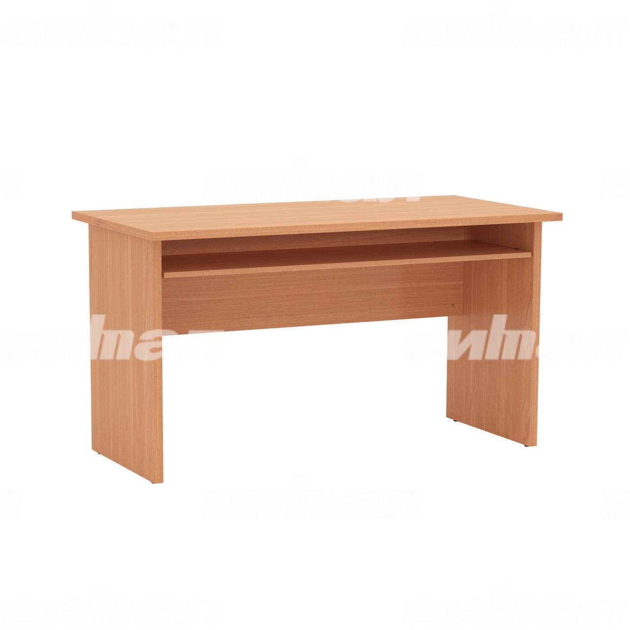 Полка выдвижная для стола письменного «Компакт» 1200