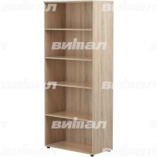Шкаф для документов «Директор» широкий открытый