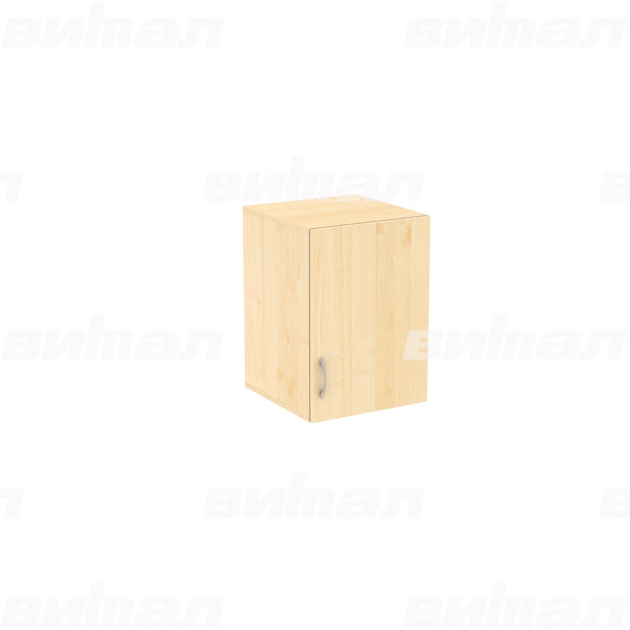 Антресоль для шкафа узкого Клен Меламин