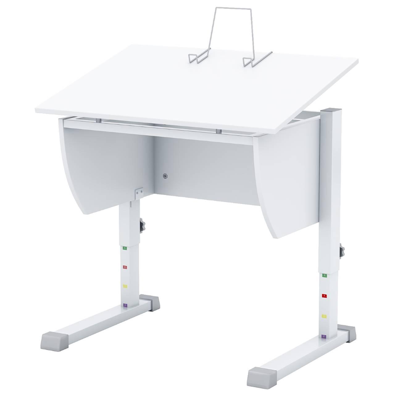 Стол ученический «Осанка80» (белый)