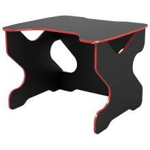 Компьютерный стол Ивент Красный/Черный