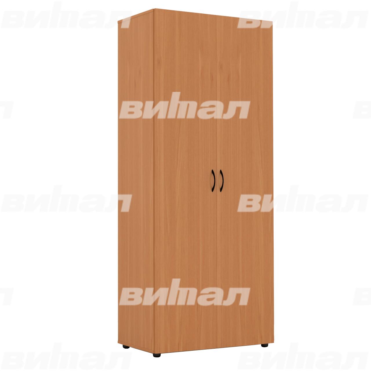 Шкаф широкий закрытый