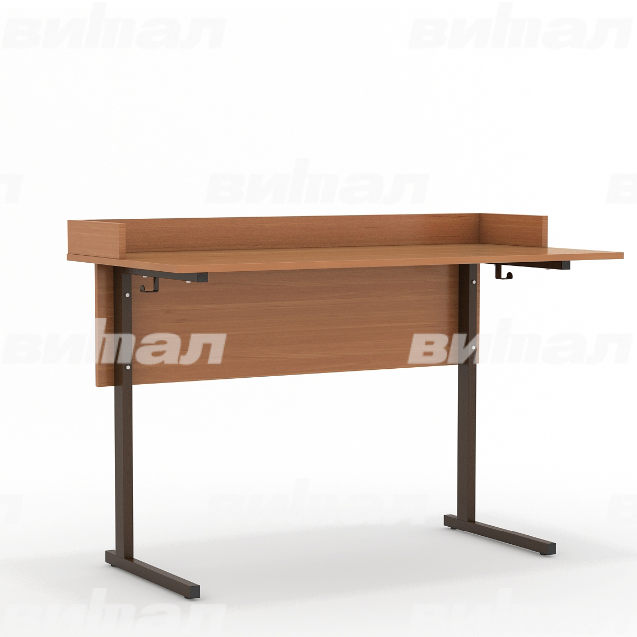 Стол ученический лабораторный с бортиком (гр. 5,6)