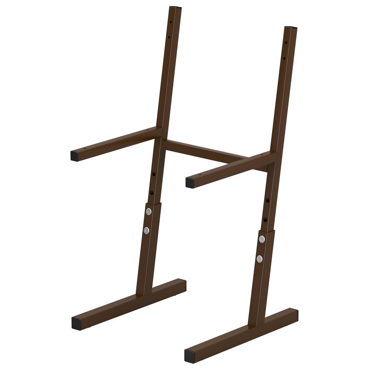 Металлокаркас стула ученического (гр. 3-5, 4-6) коричневый 4-6